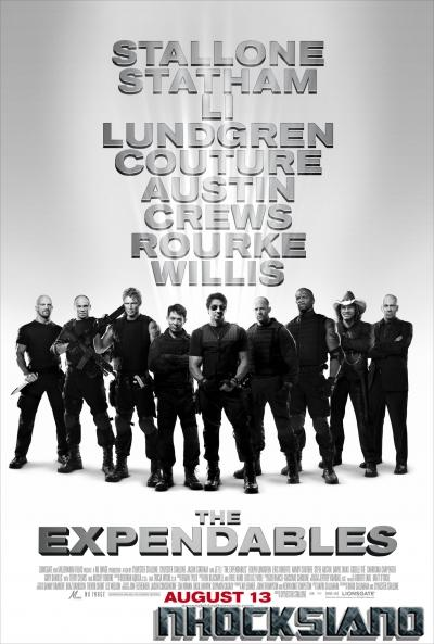 The Expendables (2010) BluRay 720p x264 AAC - nouri32 (STMS)