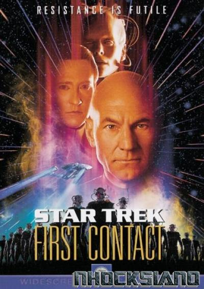 Star Trek: First Contact (1996) HDRip x264 AAC - Junoon