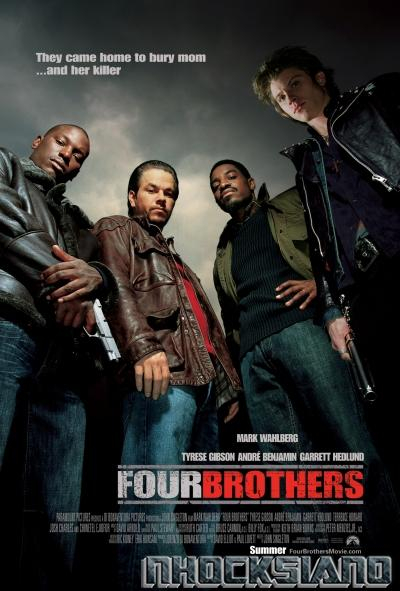 Four Brothers (2005) 1080p BRRip x264 AAC - YIFY
