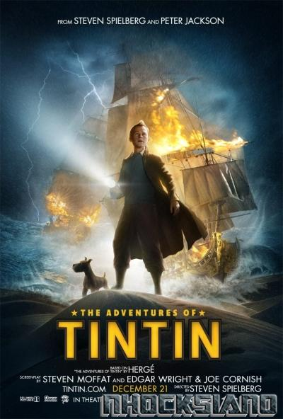 The Adventures Of Tintin (2011) BDRip 1080p x264 DTS  -  Atlas47