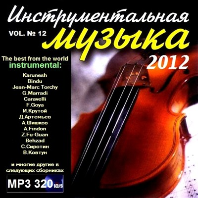 Инструментальная музыка vol.12 (2012)