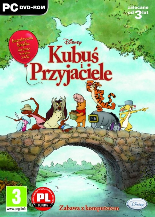Kubu¶ i Przyjaciele / Winnie the Pooh (2011) PL-PROPHET