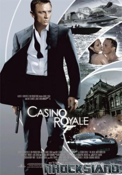 Casino Royale (2006) BluRay 720p x264 DTS  -  3Li