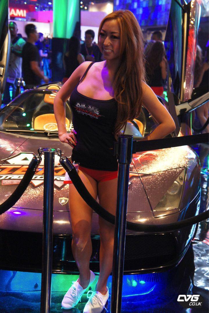 Dziewczyny z Targów E3 2012 51