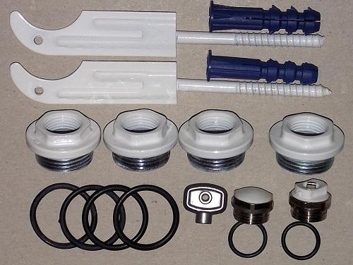 aluminium heizk rper flachheizk rper kfa alice 500 niederthemperaturheizk rper ebay. Black Bedroom Furniture Sets. Home Design Ideas