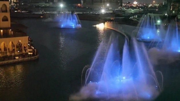 Dubai Fountain 17