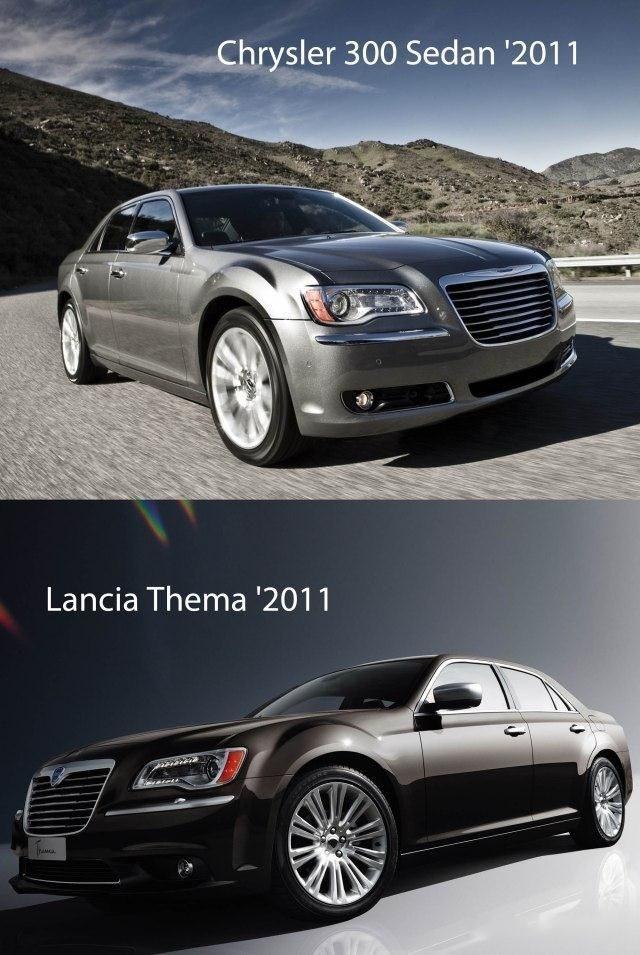 Podejrzanie podobne samochody 3