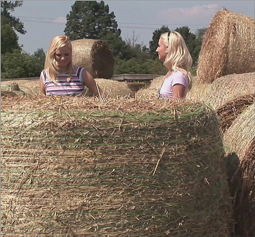 Blond Cat, Yasmine Gold - Bottle on the Haystack - TeenModels - (2012/FullHD/1080p/1.21 Gb)