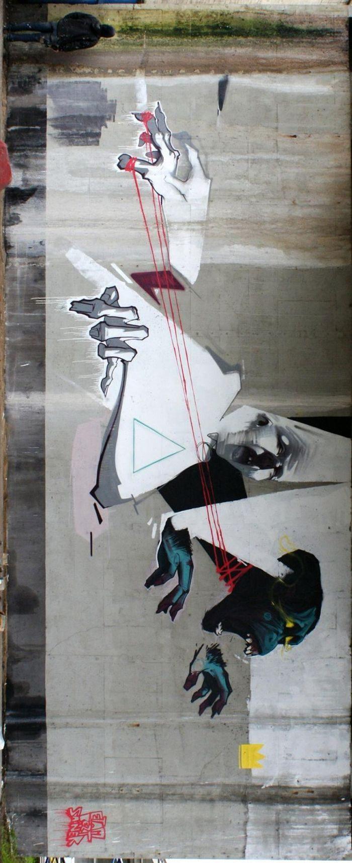 Murale #3 3