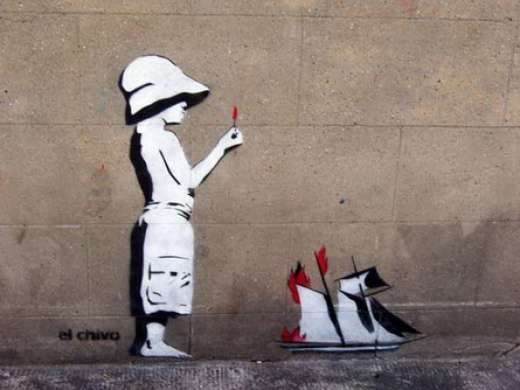 Kreatywne graffiti 2