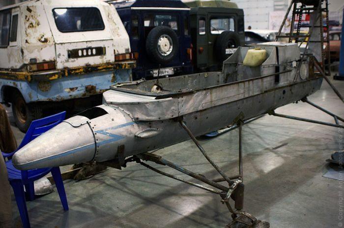 Samochody budowane w garażach ZSRR 20