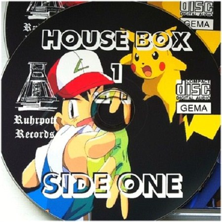 House Box Vol.01 (2012)