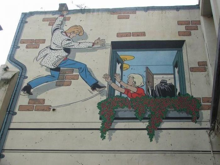 Street Art: Belgia 39