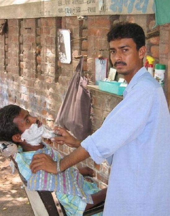 Indyjskie salony piękności 7