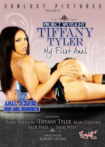 Project Spotlight: Tiffany Tyler My First Anal - Vivid Video - (2012/DVDRip/1.36 Gb)