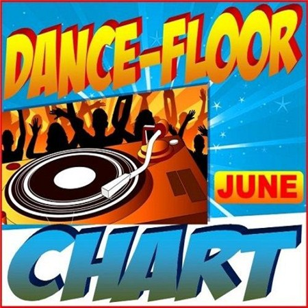 Dance Floor Chart Anthems JUNE (2012) dla exsite.pl