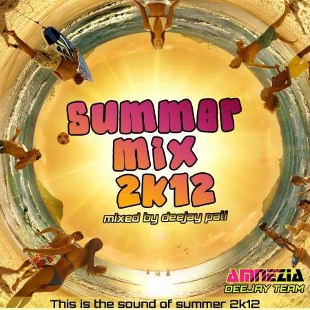 Amnezia Summer Mix 2k12 (2012)
