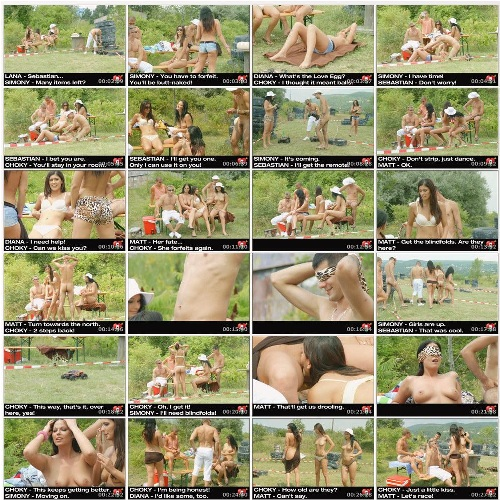Simony Diamond, Diana Stewart and Lana - Hot Tracks Ep.2 [FuckingGamble] (2010/HD/720p/608 Mb)
