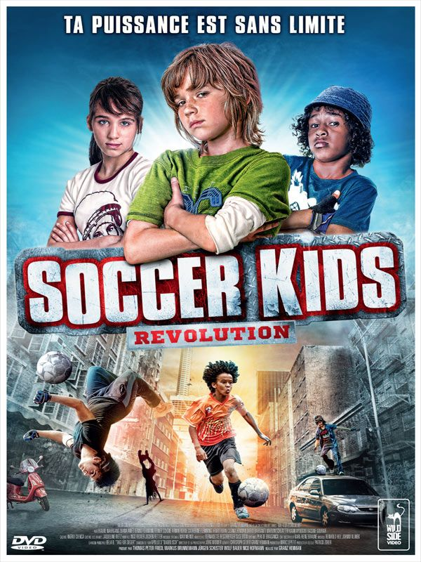 Soccer Kids - Revolution [TRUEFRENCH] [DVDRiP]