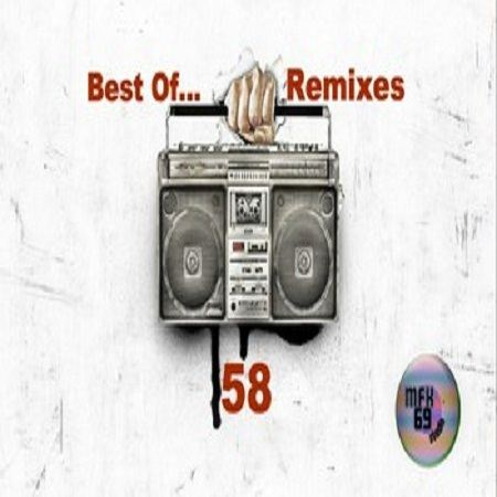 Best of...Remixes Vol.58 (2012)