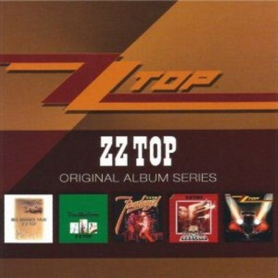 ZZ Top - Original Album Series (2012) [Multi]