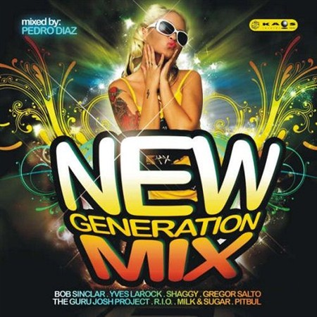New Generation Mix (2012)
