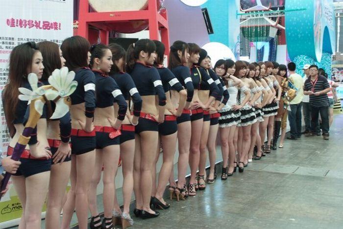 Dziewczyny z ChinaJoy 2010 45