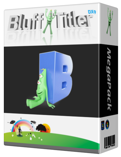 BluffTitler DX9 iTV 8.6.0.0 Addons - Plugin