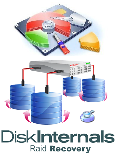 DiskInternals Raid Recovery 3.1