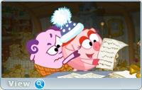 Смешарики. Романтические истории 2 (2010) DVDRip