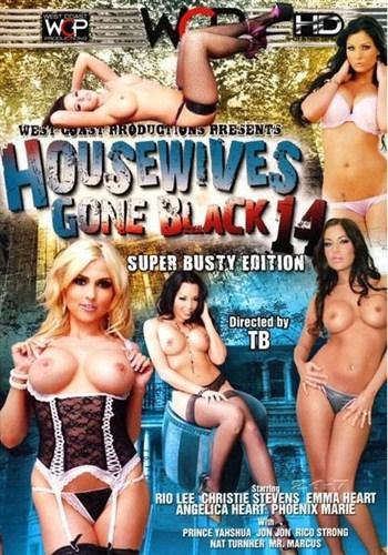 Housewives Gone Black 14 - West Coast - (2012/DVDRip/1.36 Gb)