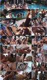 Trixie Star, Nadia Cox, Mimi Rayne - Sucking, Gagging And Fucking By The Pool (2012/SiteRip) [RealSlutPartycom/Mofos] 352 MB