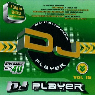 DJ Player Vol. 15 (2012)