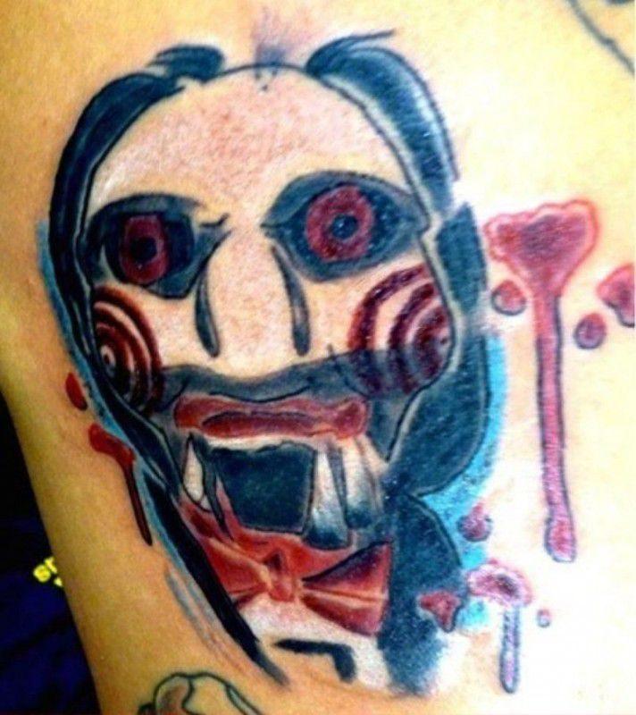 Najdziwniejsze tatuaże #2 9