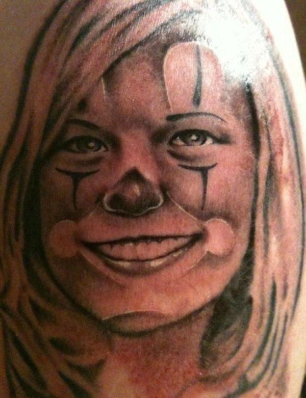 Najdziwniejsze tatuaże #2 5