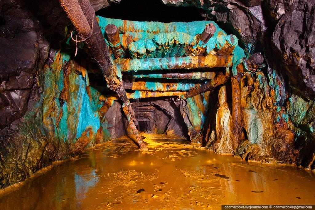 Opuszczone kopalnie 33