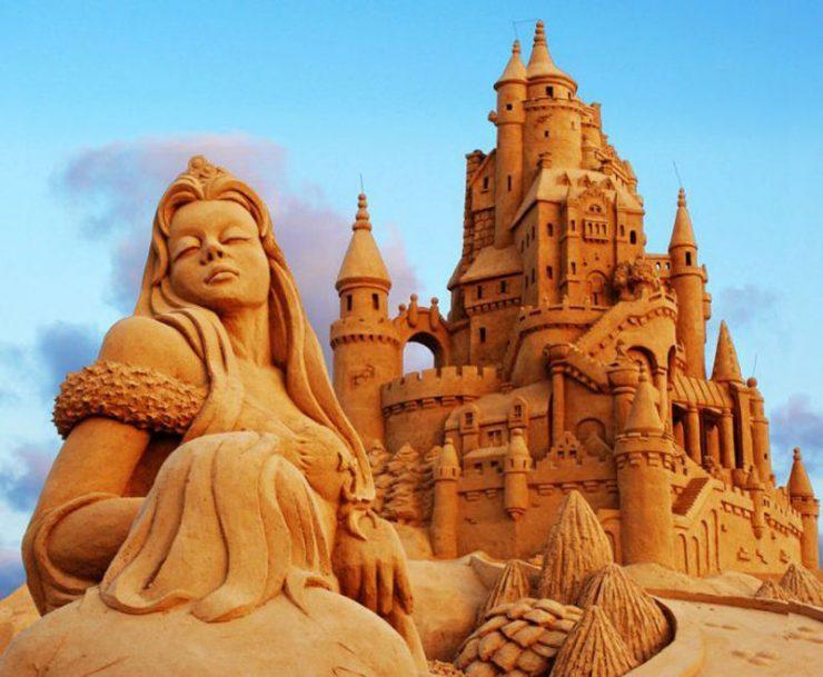 Najlepsze rzeźby z piasku na świecie. 45