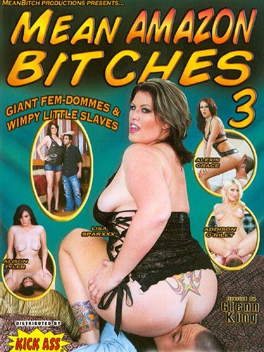 Mean Amazon Bitches 3 (2011/DVDRip)