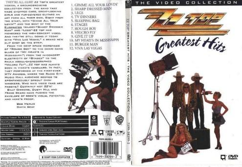ZZ TOP - Greatest Hits (1999) DVD5