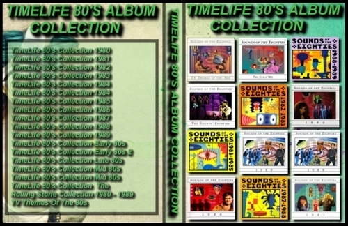 Various Artists - TimeLife 80s Collection
