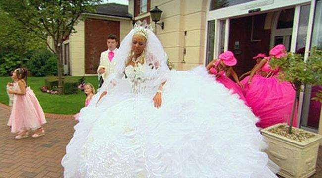 Najdziwniejsze śluby 60