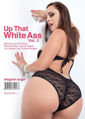 Up That White Ass 3 - Elegant Angel - (2012/DVDRip/1.37 Gb)