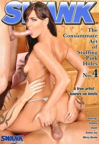Consummate Art Of Stuffing Pink Holes 4 - Swank Digital - (2012/DVDRip/699 Mb)