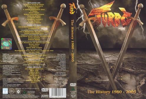 Turbo - The History 1980-2005 (2006) DVD9
