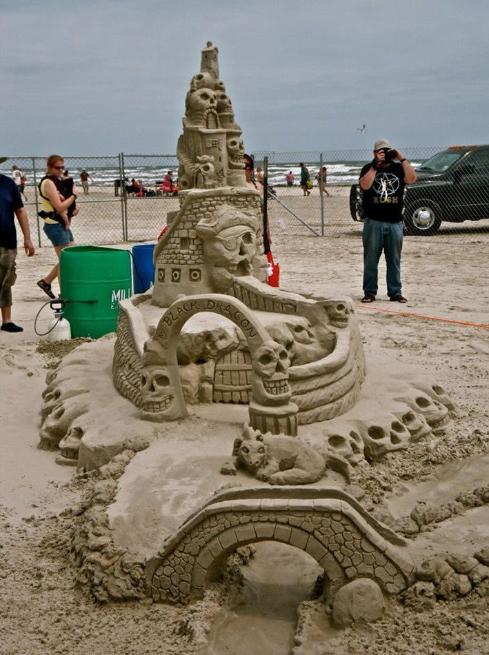 Rzeźby z piasku #5 9