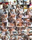 Scarlett Monroe - Neighbour Snatch (2012/HD/720P) [MilfsLikeItBlack/Mofos] 2.37 GB