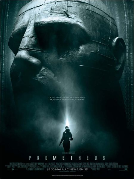 [MULTI] Prometheus 2012 FRENCH [DVDRiP]
