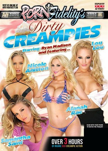 Porn Fidelity's Dirty Creampies,2912 - Juicy Entertainment - (2012/DVDRip/2.05 Gb)