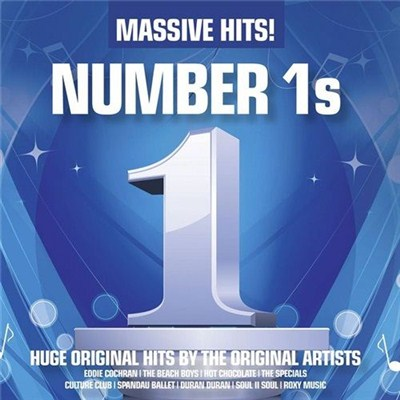Massive Hits! - Number 1s (2012) [Multi]