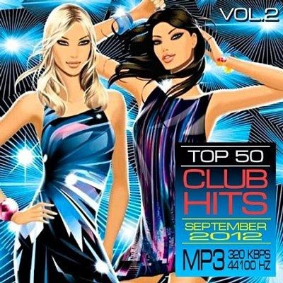 Top 50 Club Hits September Vol.2 (2012) [Multi]